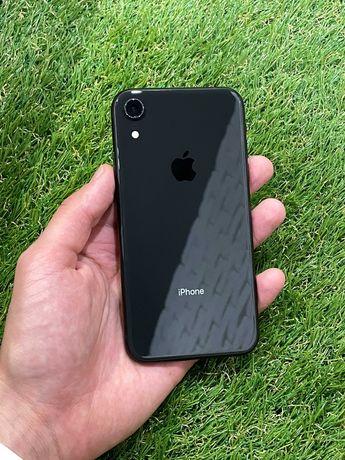 iPhone Xr 64Gb Black ( ЧЕРНЫЙ )/Гарантия 3 мес/Рассрочка/Идеал