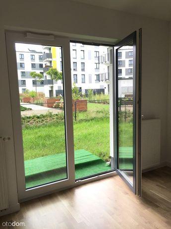 Sprzedam mieszkanie 42 m kw. z ogródkiem