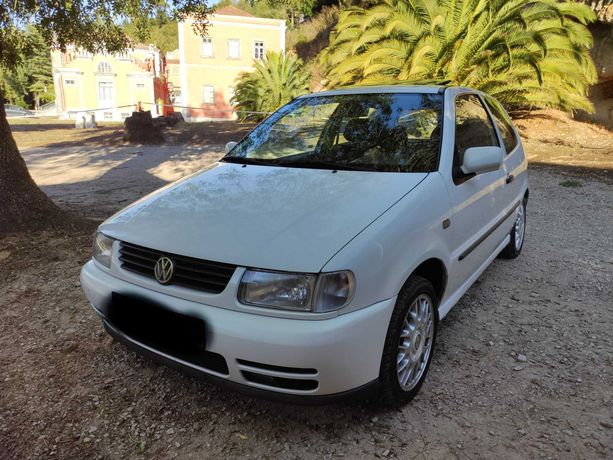 VW polo 1.4 100cv 16v sport AC limited edition