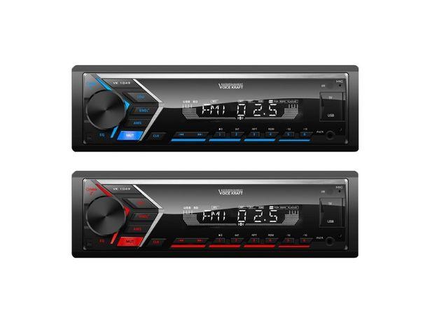 Radio USB BT AUX VK1049 4x45W Bas Audio Skrzyszów Śl.