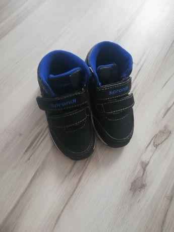 Buty chłopięce roz 22