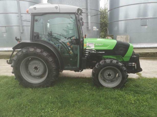 Deutz Fahr Agroplus GS 320F, Krajowy, 635 h, I Właściciel