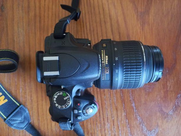 Ludtrzanka Nikon D3200 + obiektyw