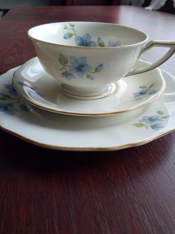 Porcelana Koenigszelt zestaw śniadaniowy
