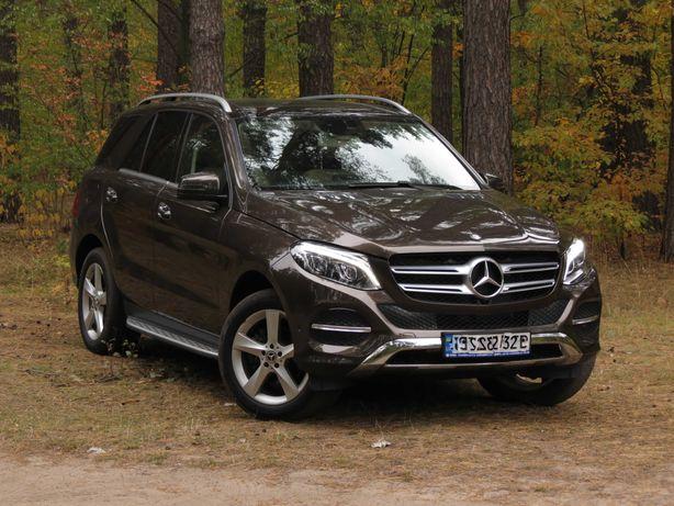 Mercedes-Benz GLE 350 (2017)