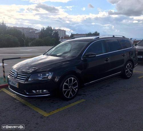 VW Passat Variant 2.0 TDi Highline