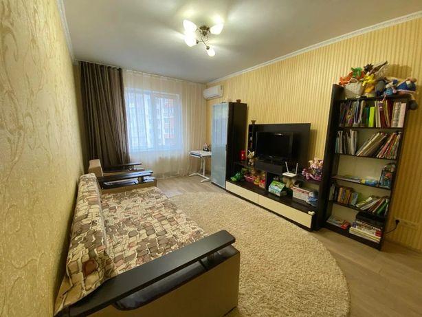 1-комнатная с ремонтом и мебелью. ЖК Радужный-1. Жукова Таирово