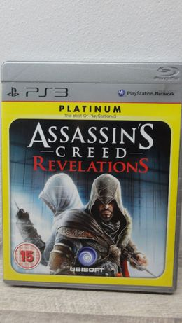 Gra Assassin's Creed Revelations - PS3