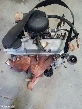 Motor - Fiat cinquecento 900cc
