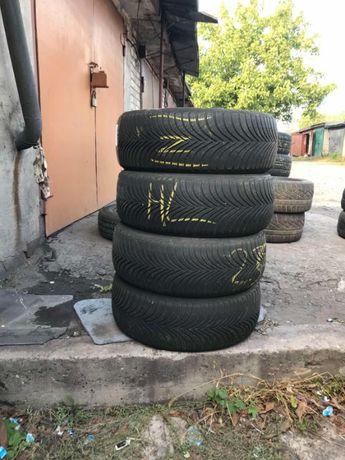 Комплект зимней резины Michelin Alpin 5 215x60x16