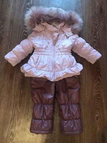Комбенизон для девочки Wojcik 92 зима