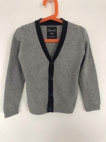 Sweterek rozpinany kardigan Reserved 110