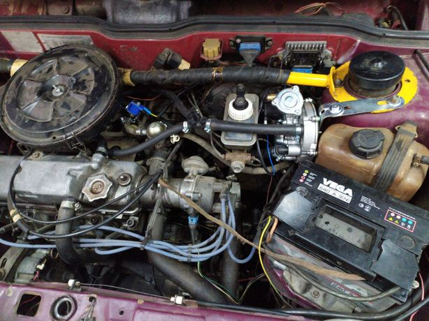 Установка ГБО, газ на авто 2 и 4 поколение