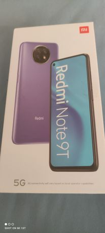Redmi Note 9 T 5 G