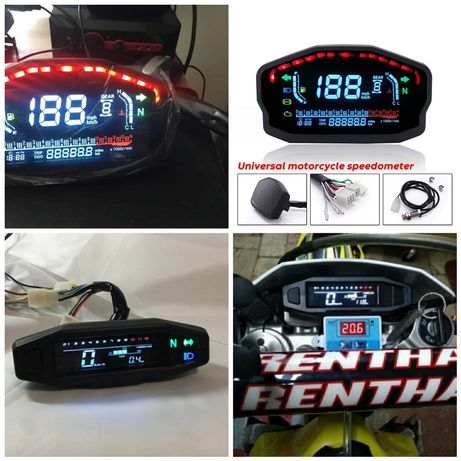 Licznik uniwersalny motocyklowy ktm Yamaha Honda Kawasaki Suzuki Suzuk