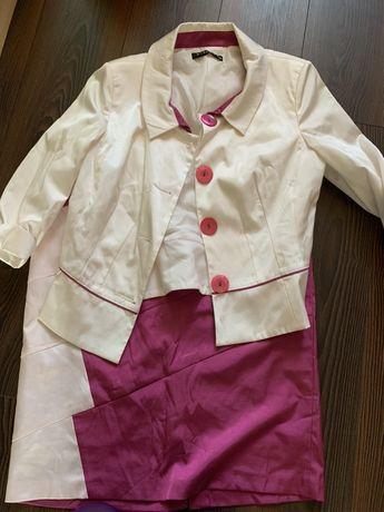 Нарядный костюм размер 52