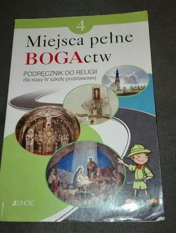 Książka do religii Miejsce pełne BOGActw