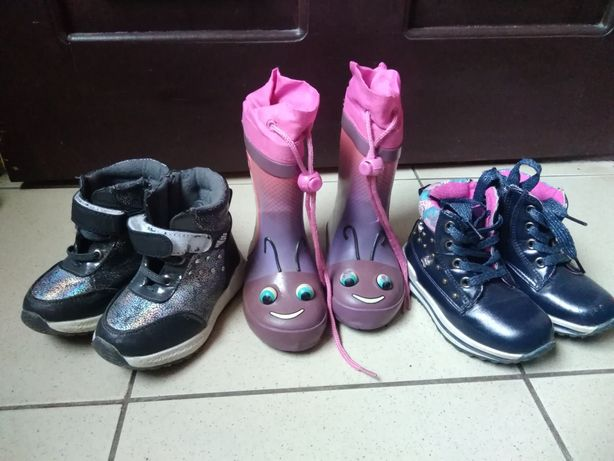 Ботинки, резиновые сапоги на ножку 13,5 см