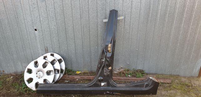Chevrolet Aveo lewa strona drzwi .prog