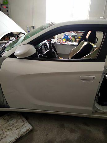 Дверка передня ліва Додж чаржер, Dodge Charger