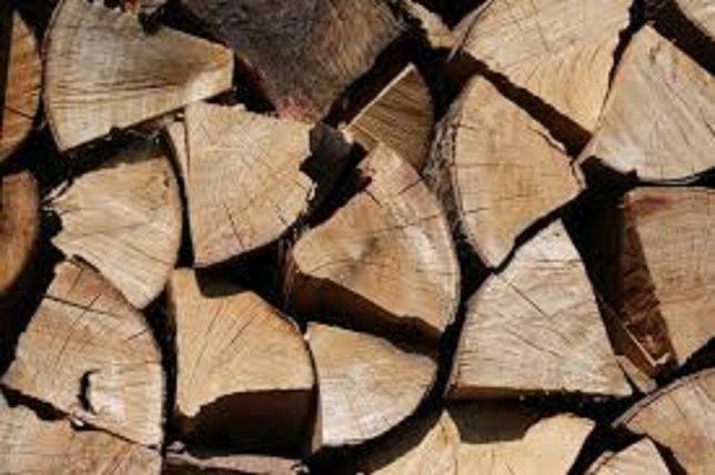 Wysokokaloryczne -sezonowane, wydajne drewno kominkowe,