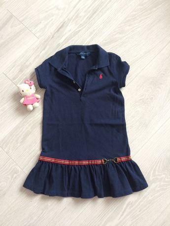 Платье сарафанчик Ralph Lauren 4-5лет девочке