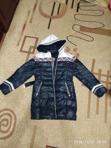 Пуховик куртка пальто зимняя