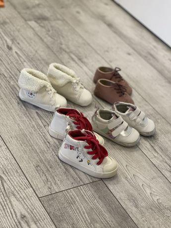 Детская обувь для малышей от 9 до 12 месяцев