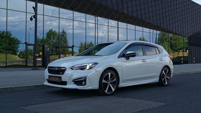 Subaru Impreza STI 200 auto do ślubu Katowice Śląsk