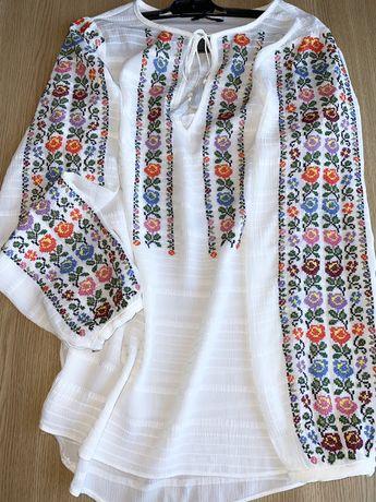 Ручна вишивка на готовому одязі