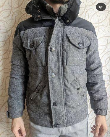 Мужская зимняя куртка М