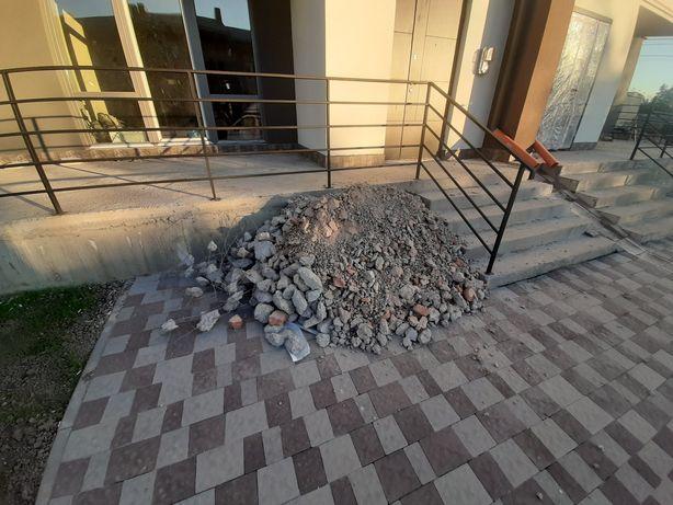 Будівельні відходи