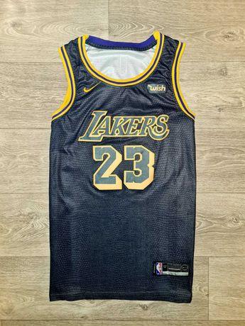 Koszulka NBA Lakers James 23 Nike Wish Jordan  Adidas LeBron
