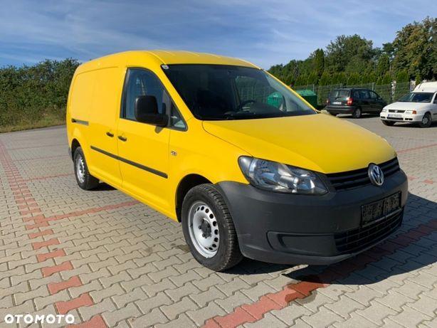 Volkswagen Caddy  Sprzedam Volkwagen Caddy Maxi 2,0 Tdi W Bardzo