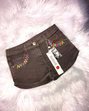 Новые шорты Boboli на девочку 6 лет, 116 см