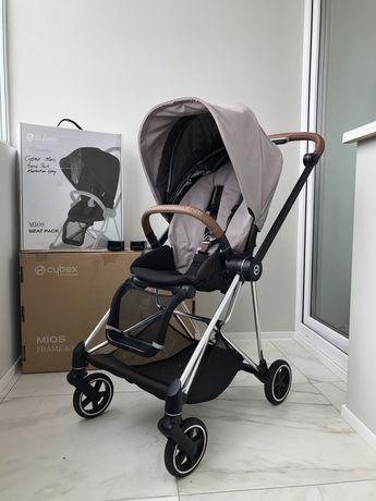 Дитяча Каляска cybex mios 2020  прогулянка