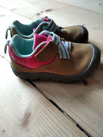 Buciki trekkingowe buty Quechua nowe