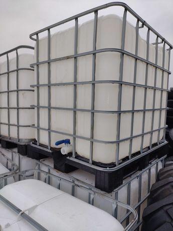 Mauser beczka na wodę 1000l szambo paliwo pojemnik 600l