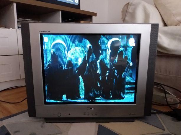 Telewizor LG 21 FLATRON CE-21Q62KEX 21 cali + pilot