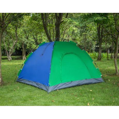 Самораскладывающаяся Палатка автомат 2-х местная с автоматическим карк