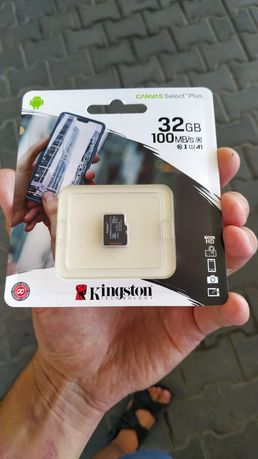 Карта памяти микросд micro sd 32 gB Kingston