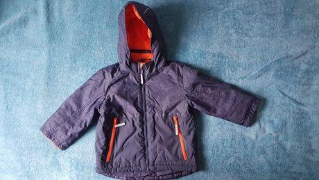 Kurtka zimowa H&M dziecięca chłopiec roz. 98