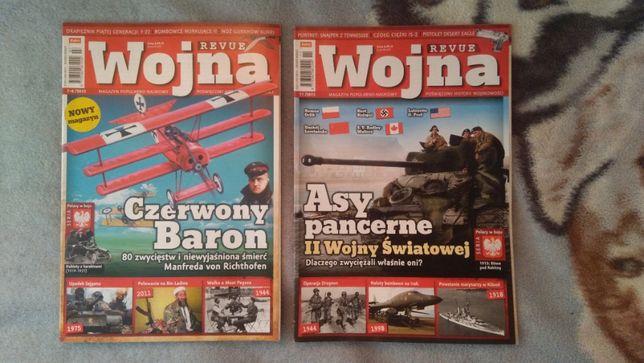 Wojna revue - historia, militaria, asy pancerne II wojny światowej