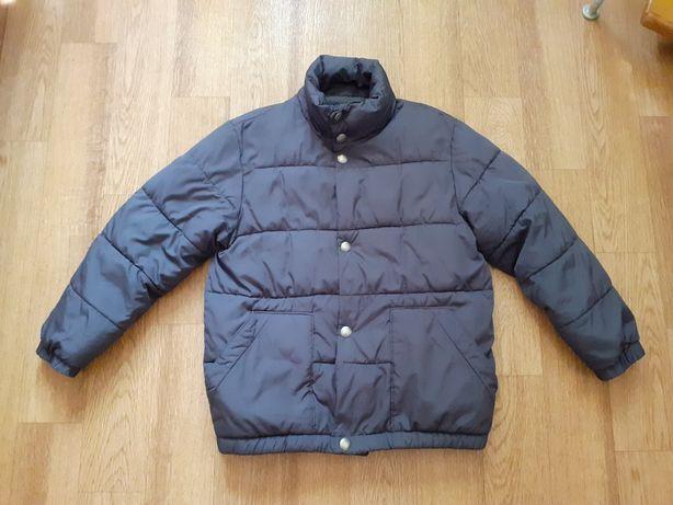 Куртка холодная осень
