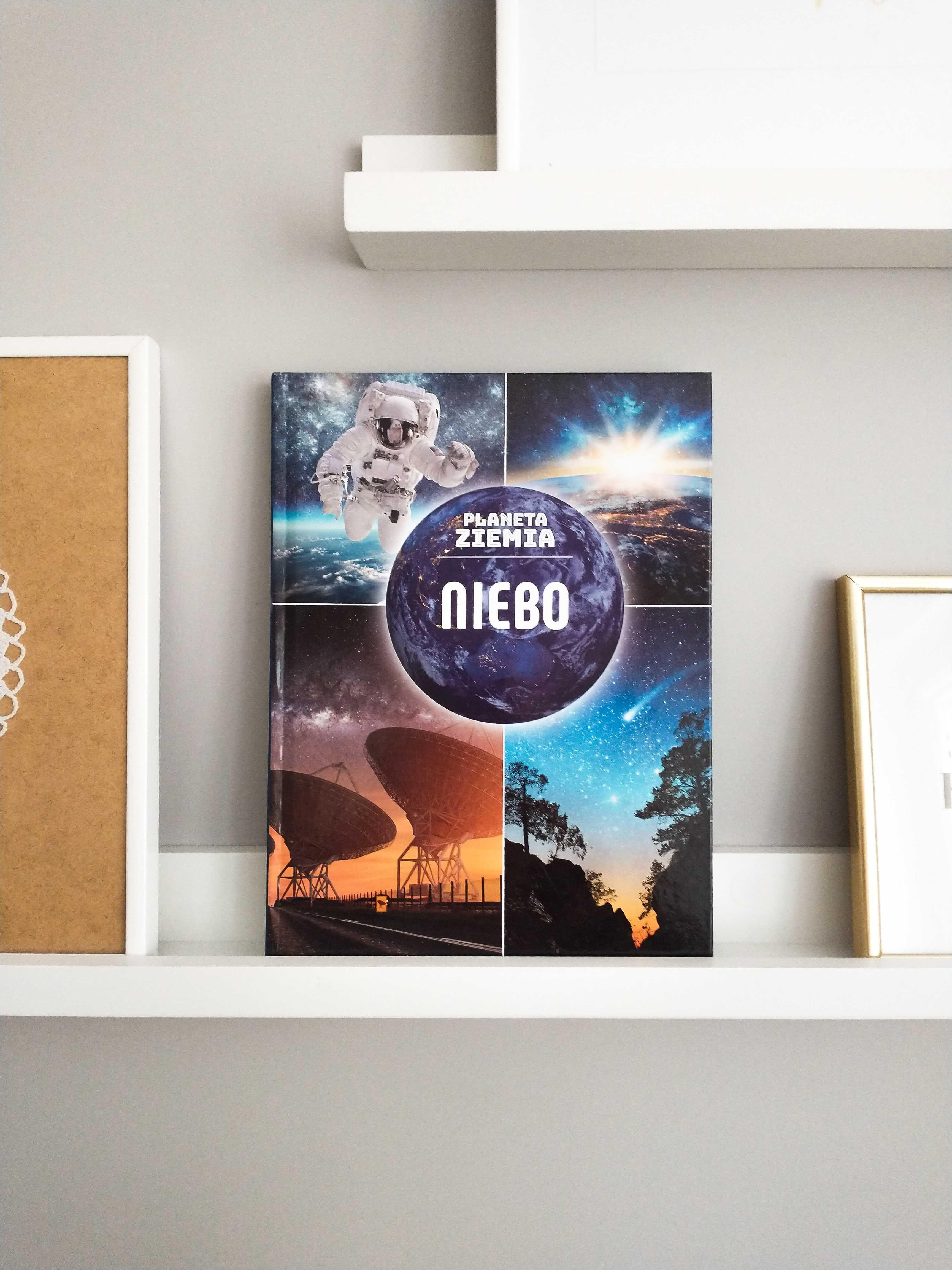 -60% Nowa Książka Przemysław Rudź Planeta Ziemia - Niebo Twoja Planeta