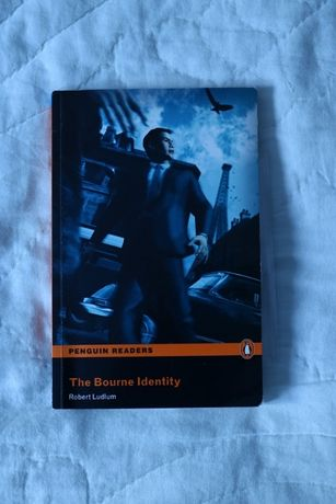 Książka | Robert Ludlum, 'Tożsamość Bourne'a', Level 4: Intermediate