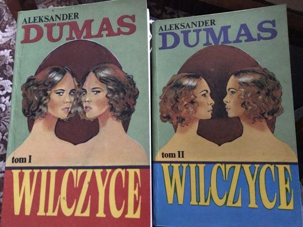 Aleksander Dumas - Wilczyce 2 tomy