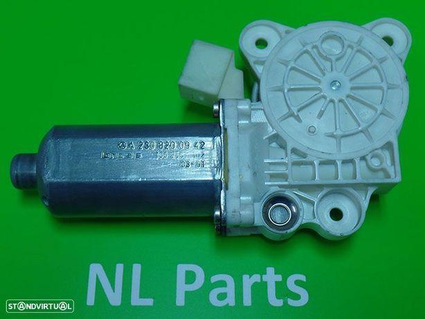 Motor do elevador do vidro Mercedes CLK de 2003 a 2010