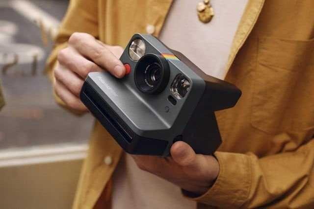 Камера Polaroid Now Black новая с гарантией