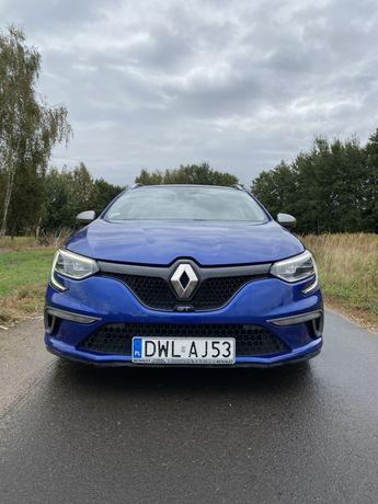 Renault Megane GT 1.6 TCe 205km